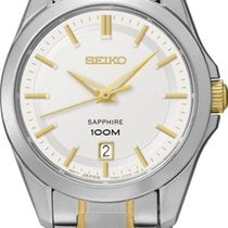 Seiko Classic SXDF59P1 Damenarmbanduhr Klassisch schlicht