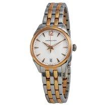 Hamilton  Ladies Jazzmaster Lady Quartz Rose Gold PVD Watch