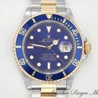 Rolex Submariner Date 16613 Stahl Gold 750 Automatik