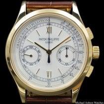 Patek Philippe Ref# 5170 Yellow Gold, Chronograph