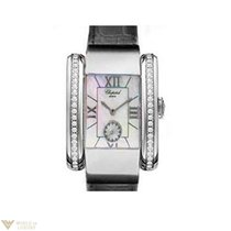 Chopard La Strada 18K White Gold Diamonds Ladies Watch