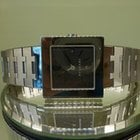 Bulgari modern quadrato quartz ref SQ 29 SSD all steel
