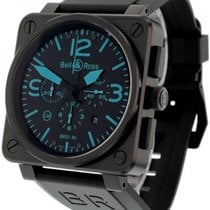 Bell & Ross BR 01-94 Blue Limited Edition