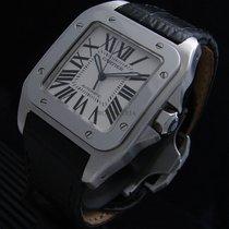 Cartier Santos 100 XL Centenary 1904-2004 Ref. W20076X8