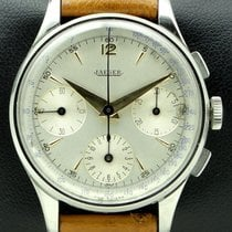 Jaeger-LeCoultre Vintage Chronograph Stainless Steel, from...