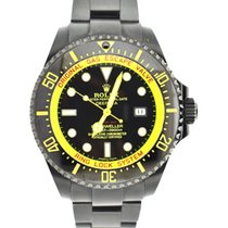 Rolex Deepsea Black Out PVD
