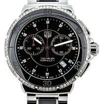 TAG Heuer Formula 1 Damen Chronograph Diamanten