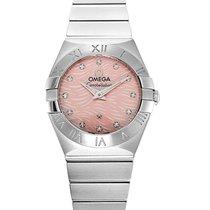 Omega Watch Constellation 123.10.24.60.57.002