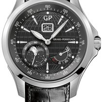 Girard Perregaux Traveller Moonphase For Sale