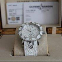 Ulysse Nardin Lady Marine Diver Diamonds Stainless Steel Watch