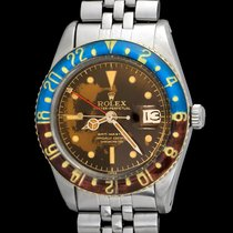 Rolex Gmt-master 6542 With Tropical Dial & Mexican Made...