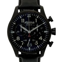 Alpina Startimer Pilot Big Date Chronograph Men's Watch –...