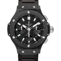 Hublot Big Bang 301.CI.1770.GR Carbon Fiber Index Black...