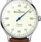Meistersinger PANGAEA AUTOMATIC - 100 % NEW - FREE SHIPPING