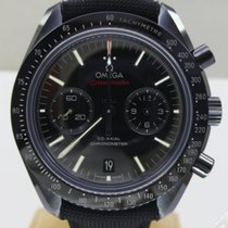 オメガ (Omega) Speedmaster Co-Axial Dark Side of the Moon Black...