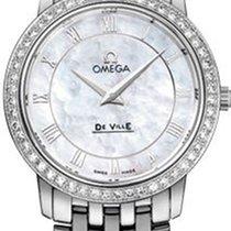 Omega De Ville Women's Watch 413.15.27.60.05.001