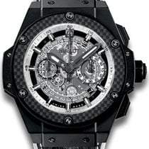 Hublot King Power UNICO Chronograph Ceramic 48mm 701.cq.0112.hr