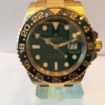 Rolex GMT-MASTTER II  (Yeşil kadran)