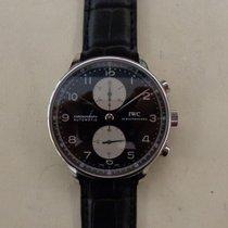IWC Portuguese Cronograph