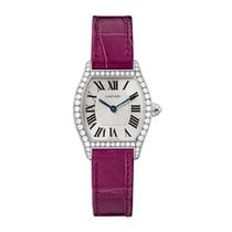 Cartier Tortue Manual Ladies Watch Ref WA501007