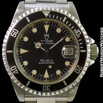 Tudor Submariner 79190 Unpolished Steel W/ Papers