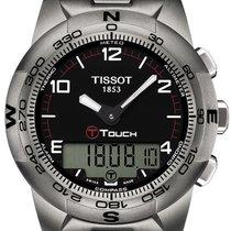 Tissot T-Touch II Titan Herrenuhr T047.420.44.057.00