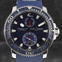 Ulysse Nardin Maxi Marine Diver Blue Surf Limited Edition
