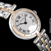 Cartier Panthere VLC Vendome Ladies Watch - Stainless Steel...