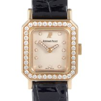 Audemars Piguet Classique Square Diamond Ladies Watch