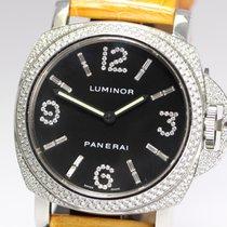 Panerai LUMINOR Diamond collection World limited 15