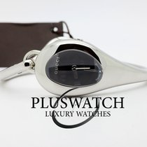 Gucci Woman Watch Horsebit Black Dial Ref. 103501