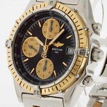 Breitling Chronomat Chronograph Automatik Stahl/Gold Ref. D13050