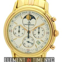 Jaeger-LeCoultre Vintage Collection Odysseus 18k Yellow Gold...