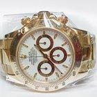 Rolex YELLOW GOLD ZENITH MOVEMENT DAYTONA