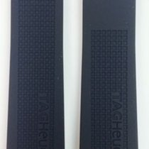 TAG Heuer Kautschuband schwarz FT6015 21/18mm