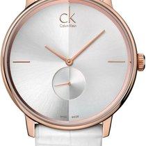 ck Calvin Klein Accent K2Y216K6 Elegante Damenuhr Design...