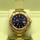 Rolex YACHTMASTER 40MM 2001 YELLOW GOLD