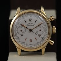 Rolex 3525 Bariletto Chronograph Oyster full gold