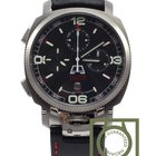 Anonimo Militare Crono Drass black dial last edition NEW