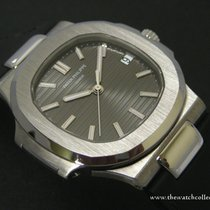 Patek Philippe : Rare Hors Production Nautilus White Gold...