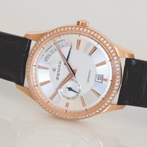 Zenith Captain Power Reserve rose gold and diamonds