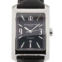 Baume & Mercier Hampton Classic 43 Automatic Leather