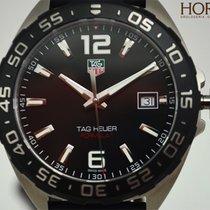 TAG Heuer MEN'S FORMULA 1 QUARTZ DATE BLACK DIAL WAZ1110.F...