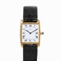 Cartier Reverso Wristwatch, Switzerland, c. 1980