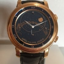 Patek Philippe Celestial Sky Moon Yellow Gold 5102J