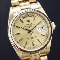 Rolex Day-Date 18038 gold vintage