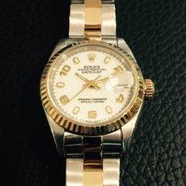 Rolex Datejust 18k yellow gold/steel ref.69173