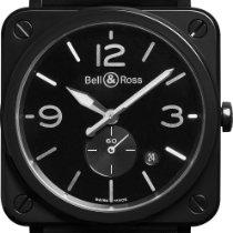 Bell & Ross BR S Black Ceramic
