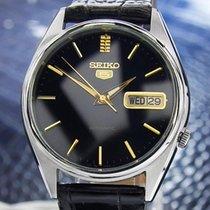 Seiko 5 Ref 7009-3060 Rare Day Date Mens Vintage Automatic...