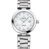 Omega De Ville Ladymatic  Stainless Steel Ladies watch...